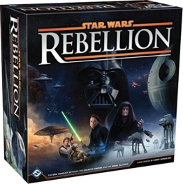 Fantasy Flight Games Star Wars Rebellion Brettspiel - 1