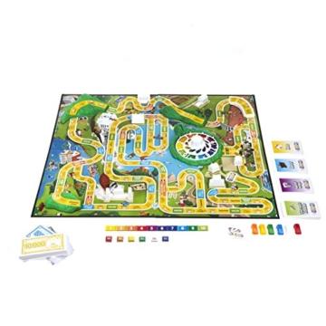 Hasbro - Das Spiel des Lebens, Klassiker unter den Familienspielen, ab 8 Jahren - 2