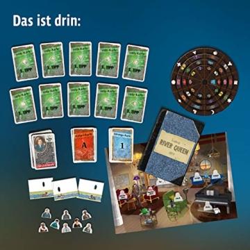 KOSMOS 691721 EXIT - Das Spiel - Der Raub auf dem Mississippi, Level: Fortgeschrittene, Escape Room Spiel - 3