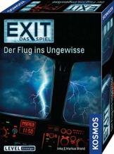 KOSMOS 691769 EXIT - Das Spiel - Der Flug ins Ungewisse, Level: Einsteiger, Escape Room Spiel - 1