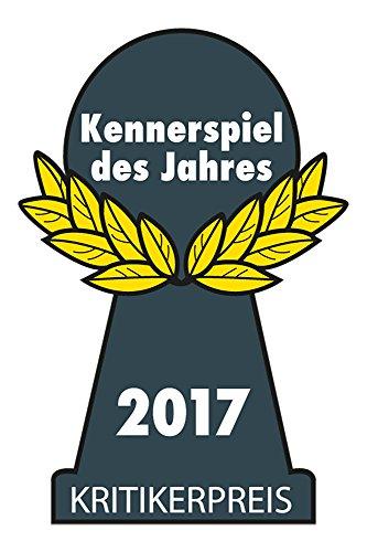 KOSMOS 692681 - EXIT - Das Spiel - Die verlassene Hütte, Kennerspiel des Jahres 2017, Level: Fortgeschrittene, Escape Room Spiel - 7