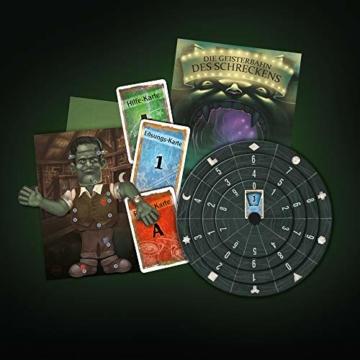 KOSMOS 697907 EXIT - Das Spiel - Die Geisterbahn des Schreckens, Level: Einsteiger, Escape Room Spiel - 3