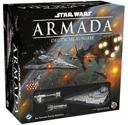 Asmodee HEI1200 - Star Wars Armada - Grundset - 1