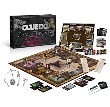 Cluedo Game of Thrones - Zwei Morde, zwei Geheimnisse, zwei Orte und jede Menge Verdächtige - 2