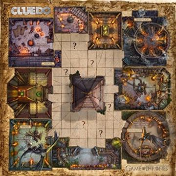 Cluedo Game of Thrones - Zwei Morde, zwei Geheimnisse, zwei Orte und jede Menge Verdächtige - 3
