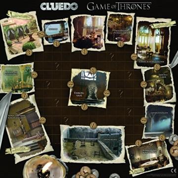 Cluedo Game of Thrones - Zwei Morde, zwei Geheimnisse, zwei Orte und jede Menge Verdächtige - 4