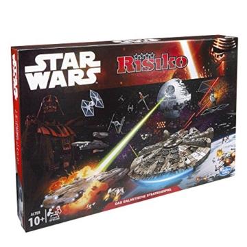 Hasbro B2355100 - Star Wars Risiko, Strategiespiel - 1