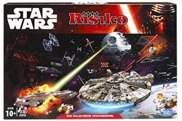 Hasbro B2355100 - Star Wars Risiko, Strategiespiel - 4