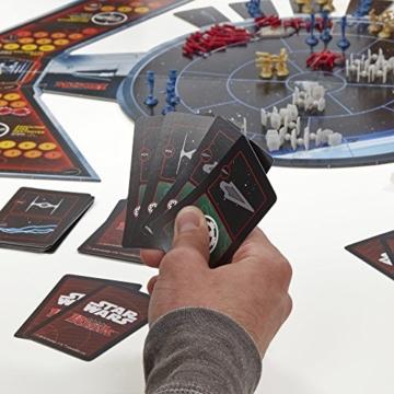 Hasbro B2355100 - Star Wars Risiko, Strategiespiel - 6