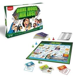 Hasbro Monopoly E0751100 Ohne Moos Nix Los, Familienspiel - 1