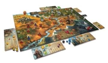 Kosmos 691745 - Die Legenden von Andor, Das Grundspiel, Kennerspiel des  Jahres 2013, kooperatives Fantasy-Brettspiel ab 10 Jahren - 3