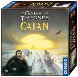 "KOSMOS Catan 694081 - "" A Game of Thrones"" Strategiespiel - 1"