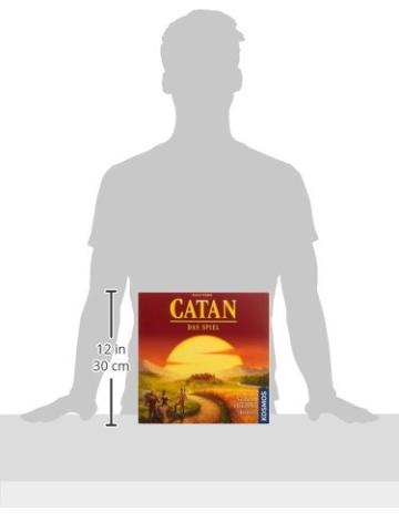 Kosmos - CATAN - Das Spiel, neue Edition, Strategiespiel - 5