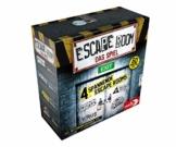 Noris Escape Room (Grundspiel) - Familien und Gesellschaftsspiel für Erwachsene, inkl. 4 Fällen und Chrono Decoder, ab 16 Jahren - 1