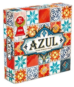 Pegasus Spiele 54801G - Azul (Next Move Games) Spiel des Jahres 2018 - 1