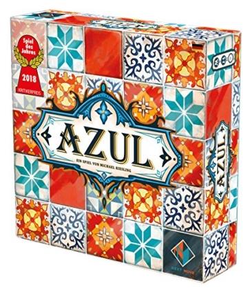 Pegasus Spiele 54801G - Azul (Next Move Games) Spiel des Jahres 2018 - 10