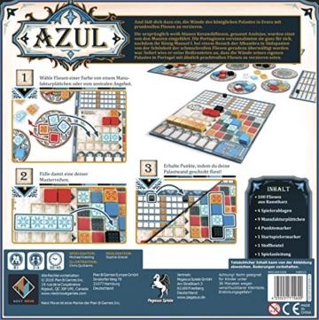 Pegasus Spiele 54801G - Azul (Next Move Games) Spiel des Jahres 2018 - 3