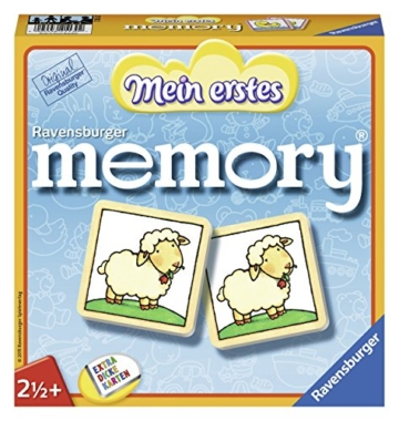 Ravensburger 21130 - Mein erstes memory - 1