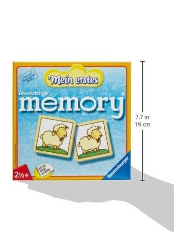 Ravensburger 21130 - Mein erstes memory - 3