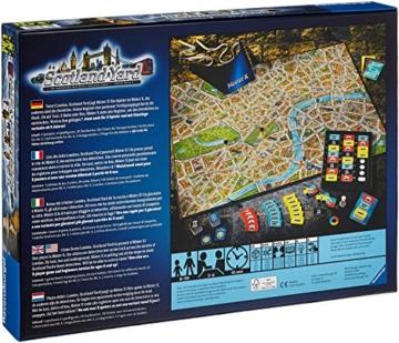 Ravensburger Familienspiele Scotland Yard, Detektiv-Spiel, Suchspiel, Kultspiel, Gesellschaftsspiel, Brettspiel, Familien Spiel, 26601 2 - 2