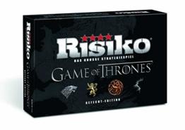 Risiko - Game of Thrones - Gefecht-Edition | Gesellschaftsspiel | Brettspiel Deutsch - 1