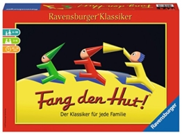 Ravensburger 26736 Fang den Hut Familienspiel - 1