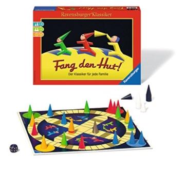 Ravensburger 26736 Fang den Hut Familienspiel - 2