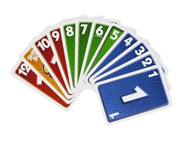 Mattel Games 52370 Skip-Bo Kartenspiel und Familienspiel geeignet für 2 - 6 Spieler, Spiel ab 7 Jahren - 4