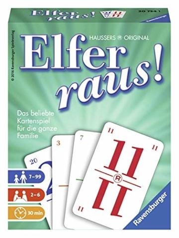Ravensburger Spiele 20754 - Elfer raus Kartenspiel - 1