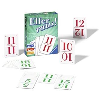 Ravensburger Spiele 20754 - Elfer raus Kartenspiel - 2