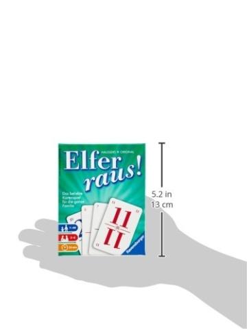 Ravensburger Spiele 20754 - Elfer raus Kartenspiel - 3