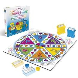 Hasbro Gaming E1921100 - Trivial Pursuit Familien Edition Familienspiel - 1