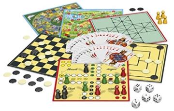 Schmidt Spiele 49188 Kompakt Spielesammlung - 2