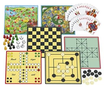 Schmidt Spiele 49188 Kompakt Spielesammlung - 3