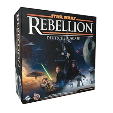 Asmodee HEI1500 Star Wars Rebellion, Spiel - 1