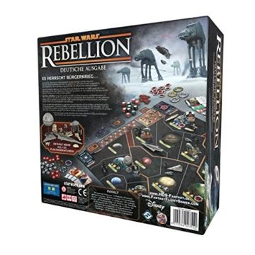 Asmodee HEI1500 Star Wars Rebellion, Spiel - 3