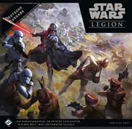 Fantasy Flight Games FFGD4600 Star Wars: Legion-Grundspiel, Bunt, Multi - 1