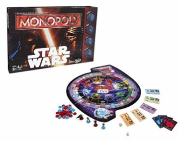 Hasbro B0324100 - Monopoly Star Wars, Familienspiel - 1