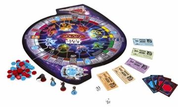 Hasbro B0324100 - Monopoly Star Wars, Familienspiel - 3