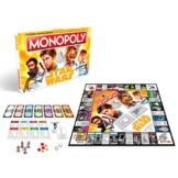 Hasbro Gaming E1702100 Monopoly Solo-A Star Wars Story, Familienspiel - 1