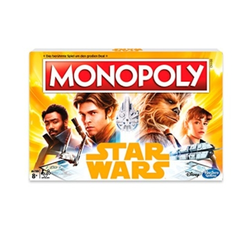 Hasbro Gaming E1702100 Monopoly Solo-A Star Wars Story, Familienspiel - 2