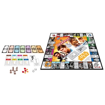 Hasbro Gaming E1702100 Monopoly Solo-A Star Wars Story, Familienspiel - 3
