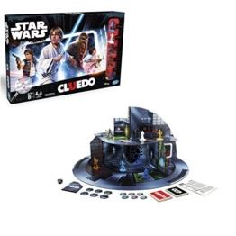Hasbro Spiele B7688100 - Star Wars Cluedo, Familienspiel - 1