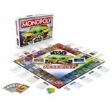 """Monopoly: Star Wars Das Kind Edition, Brettspiel für Familien und Kinder ab 8 Jahren, mit dem Kind, das Fans """"Baby Yoda"""" nennen - 1"""