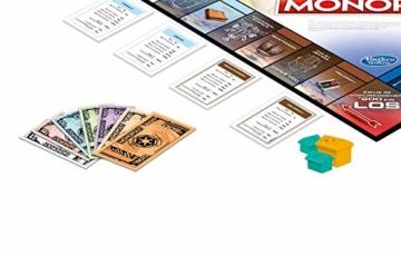 """Monopoly: Star Wars Das Kind Edition, Brettspiel für Familien und Kinder ab 8 Jahren, mit dem Kind, das Fans """"Baby Yoda"""" nennen - 3"""