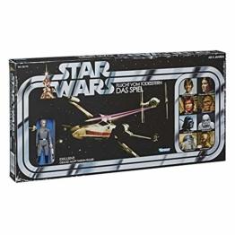 Star Wars Retro Game Flucht von Todesstern mit exklusiver Tarkin-Figur, ab 8 Jahren - 1